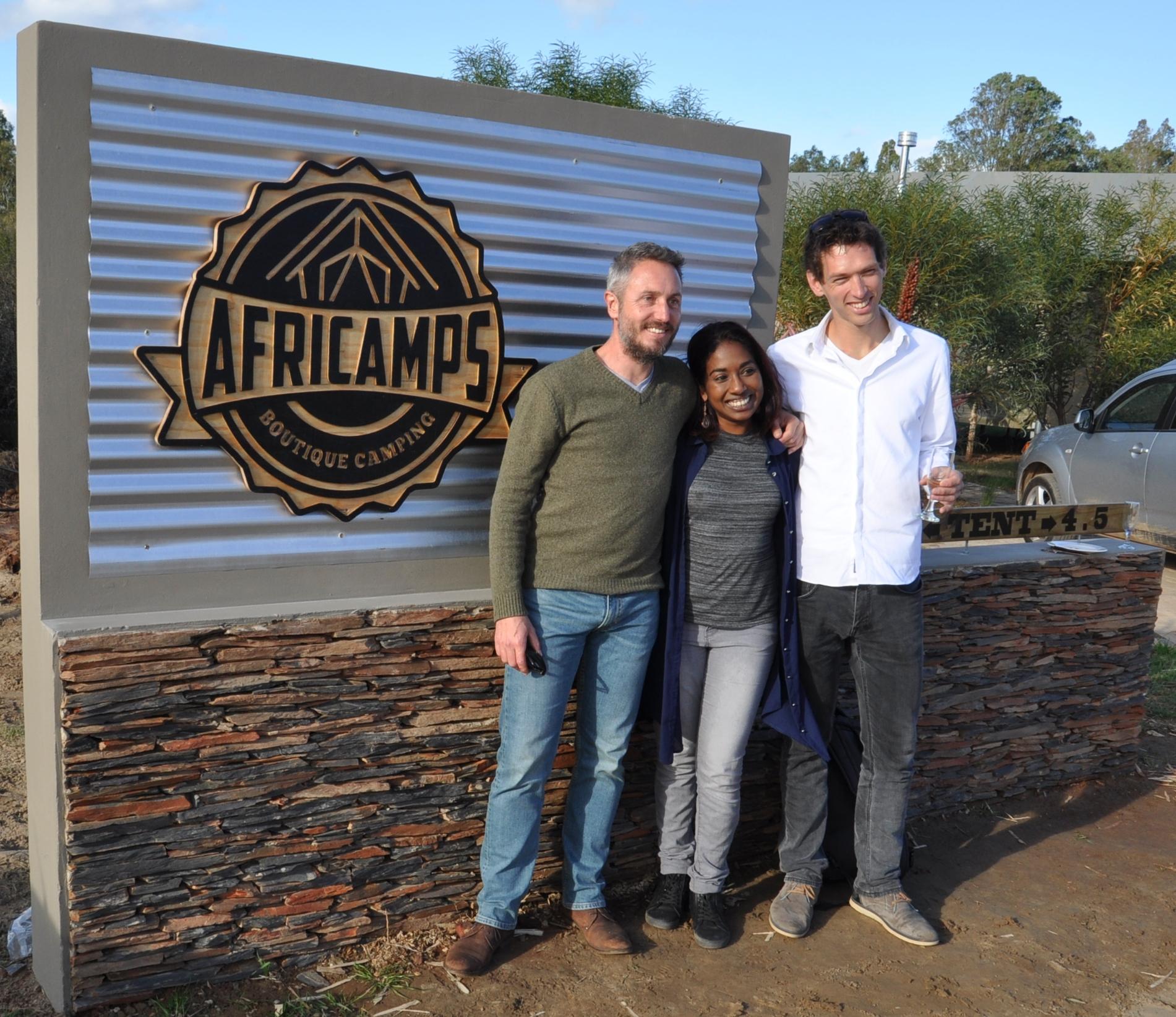 AfriCamps Team