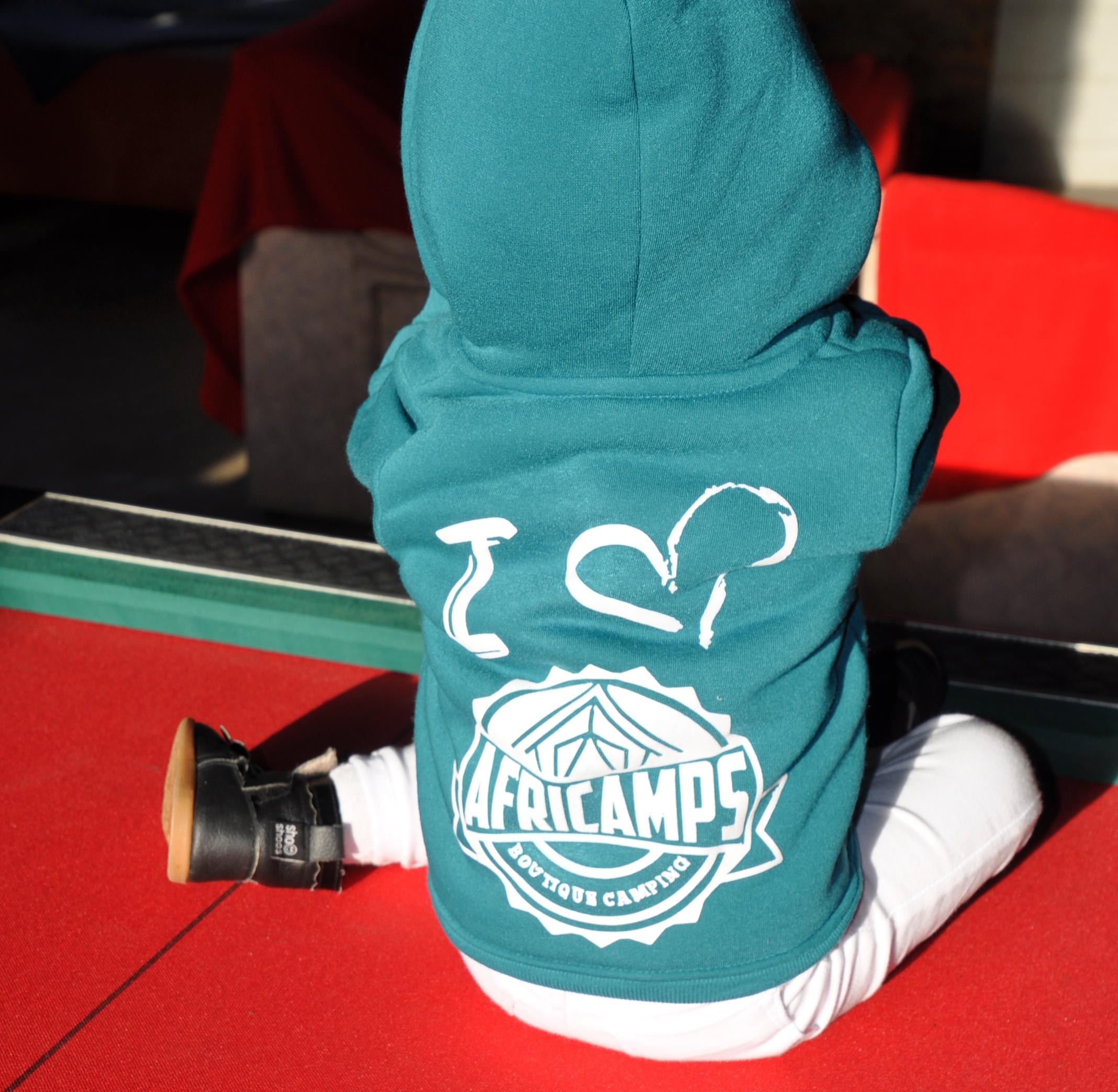 I love AfriCamps.