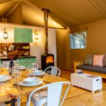 AfriCamps glamping tent