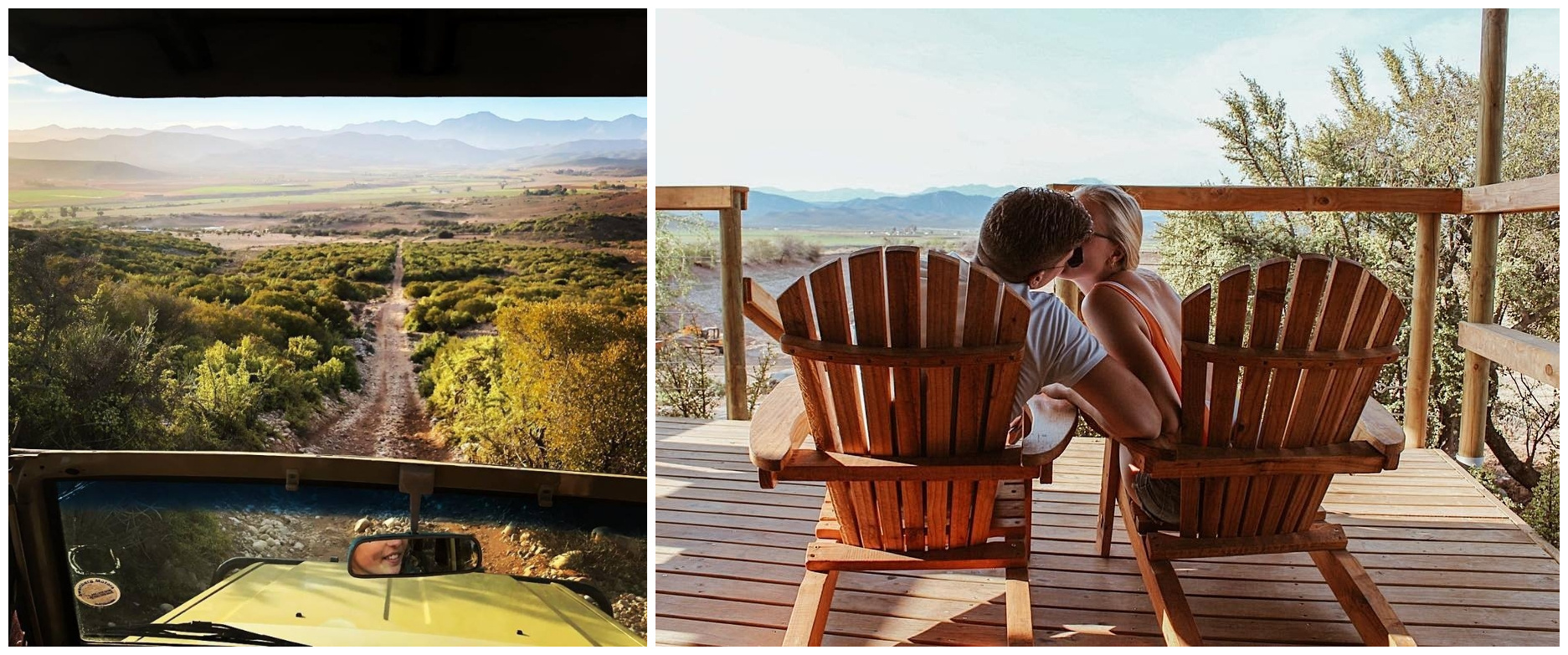 romantic glamping AfriCamps