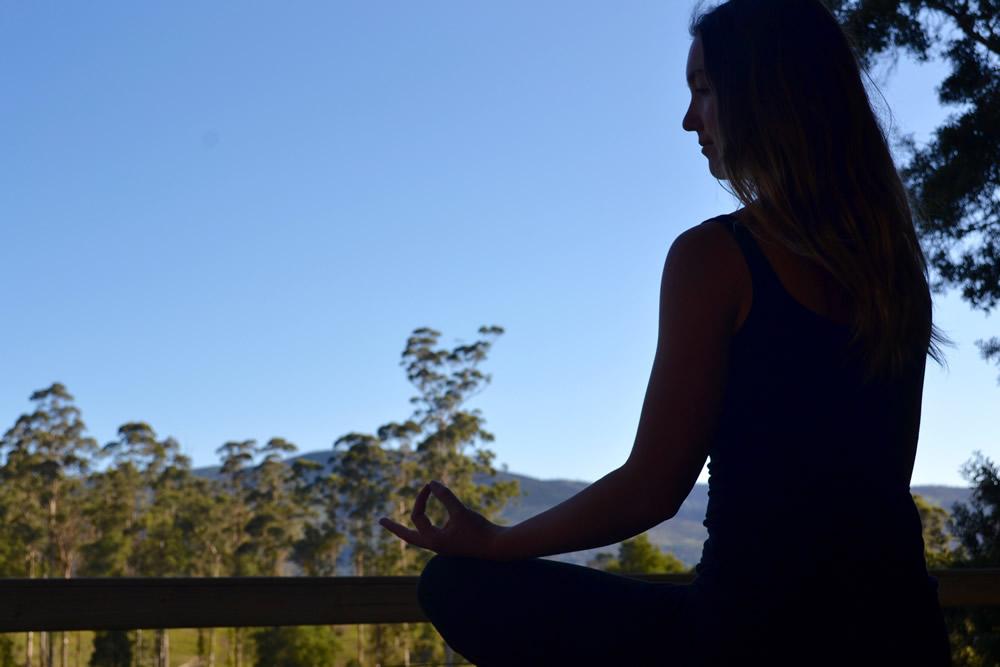 AfriCamps Yoga