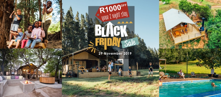 AfriCamps Black Friday